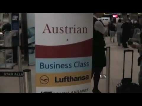 Henri Coanda (Otopeni) Airport and Business Class Lounge Bucharest, Romania
