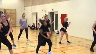 Twerk/Dancehall hos ElStudio.dk med Nora