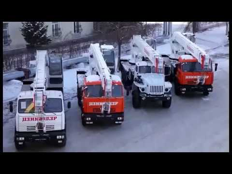 Автокран 32 тонны КС-55733 Челябинец на базе шасси КамАЗ-43118