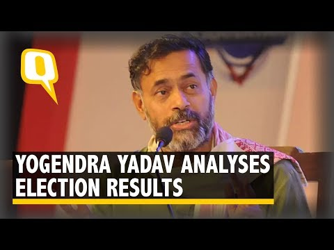 Elections 2019: Yogendra Yadav on Lessons Opposition Can Take From BJP
