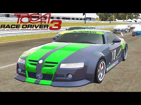MG XPOWER SV-R Супер тачка# ToCA Race Driver 3 №40