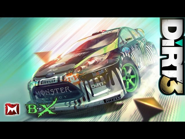 Dirt 3 - Gameplay Rallycross
