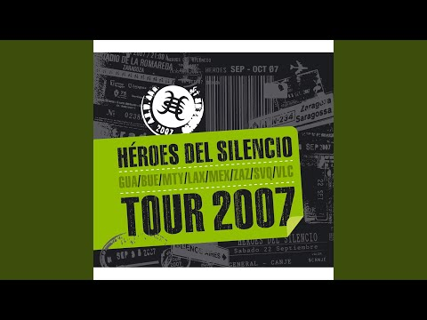 Iberia sumergida (Live)
