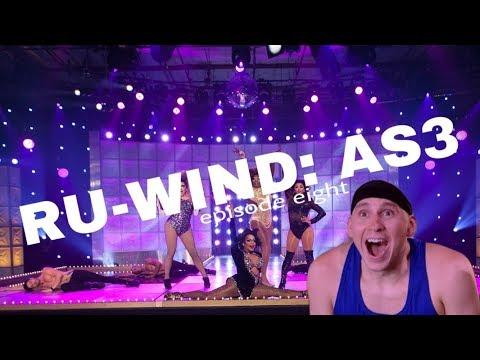 RuPaul's Drag Race RU-WIND: All Stars S3E8