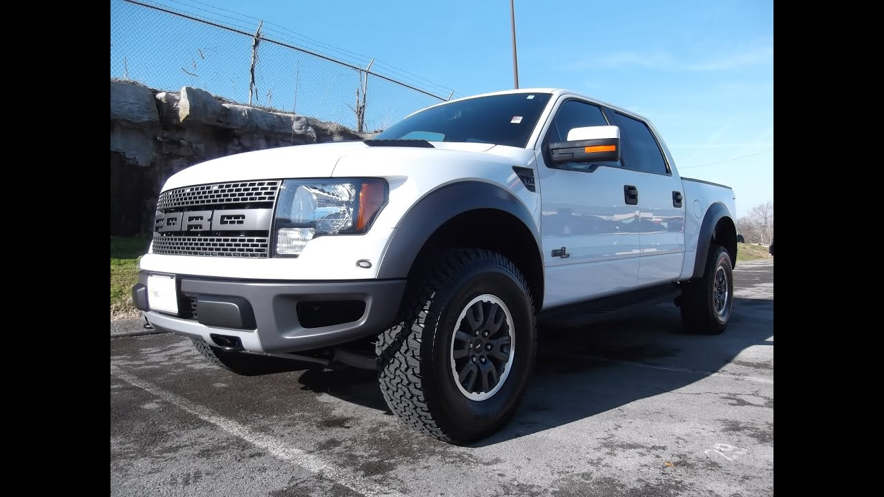 Ford Of Murfreesboro >> SOLD!! 2011 FORD SVT RAPTOR SUPERCREW OXFORD WHITE 17K 6.2L FORD CERTIFIED 888-439-1265 - YouTube