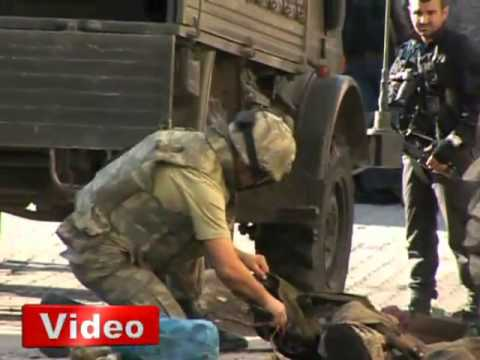Şırnak'ta çatışma 10 şehit, 7 yaralı - Gazete32