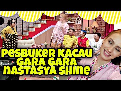 Nastasya Shine Buat Raffi Ahmad, Nunung, Eko Patrio U0026 Vicky Prasetyo Jadi Stress Dipesbuker ANTV