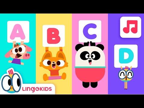 ABC Chant 🎵 ENGLISH FOR KIDS | LINGOKIDS