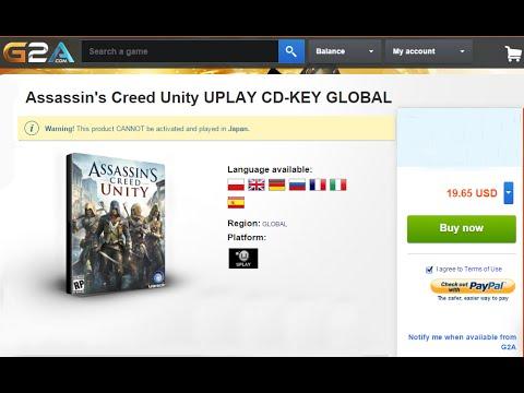 assassins creed rogue activation key uplay free