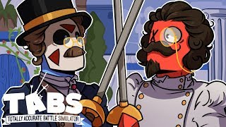 A GENTLEMAN'S DUEL! | TABS: Totally Accurate Battle Simulator (w/ H2O Delirious)