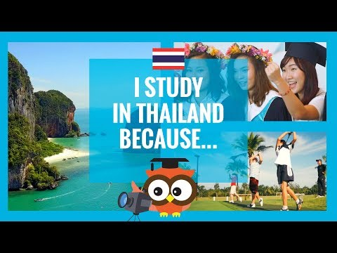I study in Thailand because... | Featuring the Best International Schools