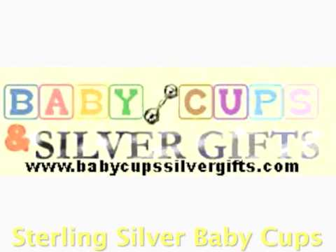 Silver Baby Cups for Baby from www.BabyCupsSilverGifts.com
