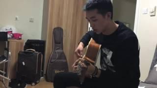 Hải Nhược Hữu Nhân Guitar_By Xu Wei Zhou
