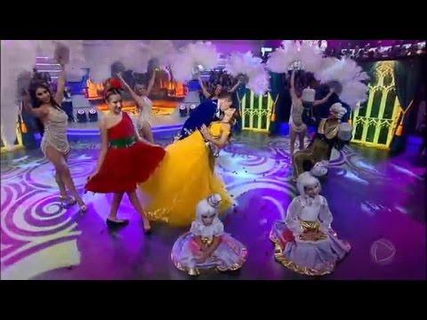 Família De Faro Dança A Bela E A Fera No Dança Gatinho Especial De Dia Das Mães