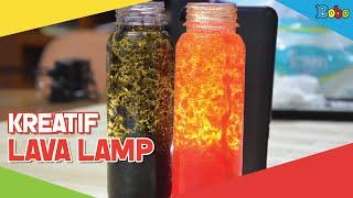 Kreatif - Membuat Lava Lamp!