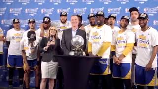 Golden State Warriors 2016-17 season highlights mix- Playoffs
