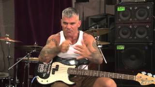 The New York Hardcore Chronicles 10 Questions w/ Harley Flanagan (The Stimulators / Cro-Mags)