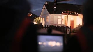 Ian Strange: FINAL ACT - A project by artist Ian Strange using homes in Christchurch, New Zealand