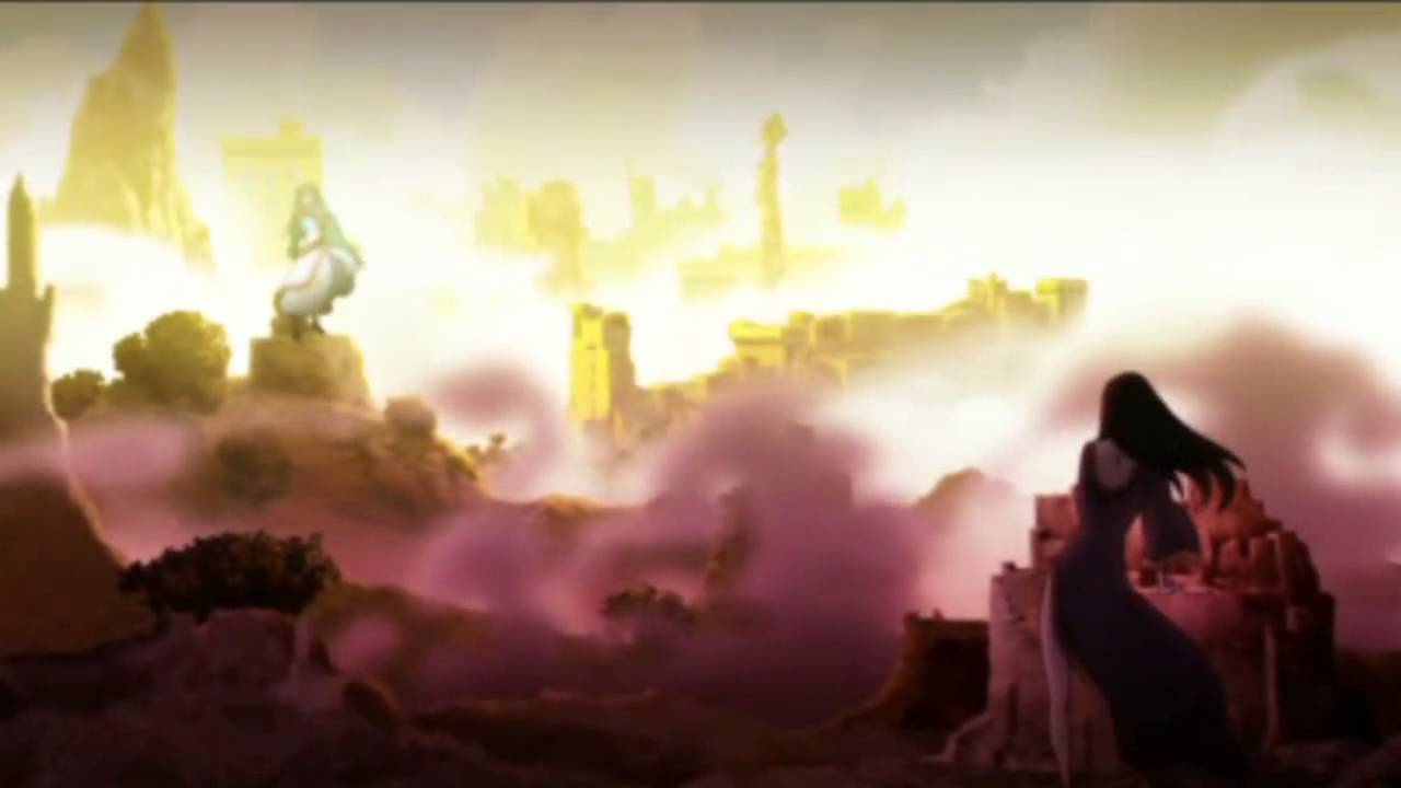 Kid Icarus Uprising Anime Medusa