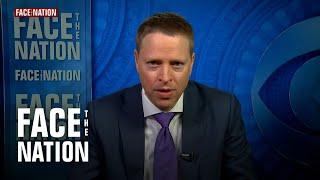 "Former Deputy NSA Matt Pottinger calls lack of mask guidance under Trump a ""grave misstep"""