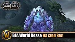 BFA World Bosse - da sind Sie!