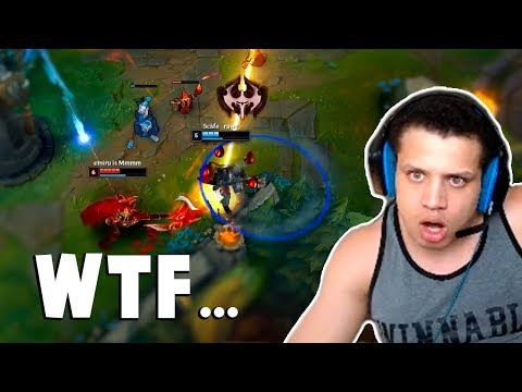 Tyler1 After He Flash Dodged Darius Ult | Imaqtpie Demotes to Diamond | LoL Funny Moments