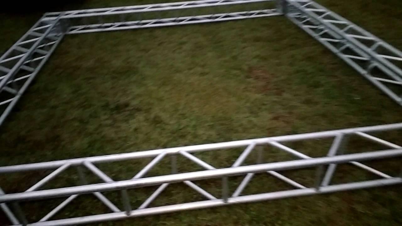 908fcb3f72 Locação de Estruturas para Banner palcos box truss Tablados Praticavel e  passarelas de Desfiles SP