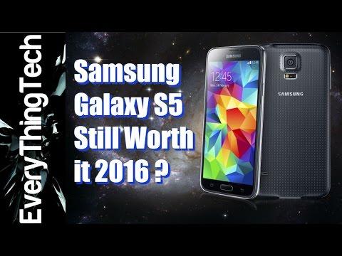 Galaxy S5 Still worth it? (2016)