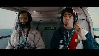 Шутки про бомбу. Полет на вертолете. Диктатор. \ Диктатор 2012