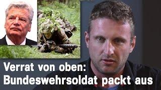 Verrat von oben: Ein Bundeswehrsoldat packt aus - Marcel Claus im NuoViso-Talk