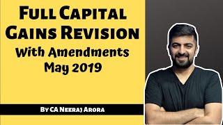 Full Capital Gain Revision Full in 39 Minutes.
