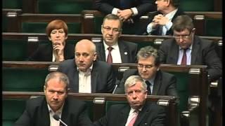 Joachim Brudziński pyta o wyprzedaż polskiej ziemi spółkom z obcym kapitałem - 13.03.2014