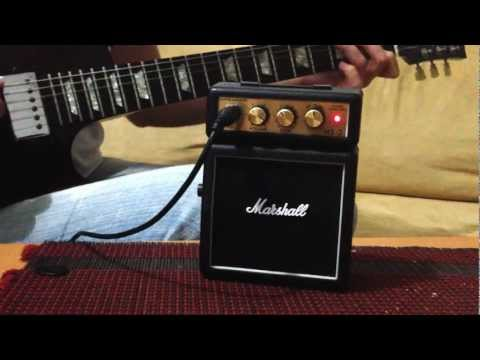Mini Marshall ms2