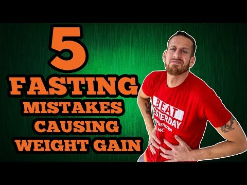 5-intermittent-fasting-mistakes-that-can-make-you-gain-weight