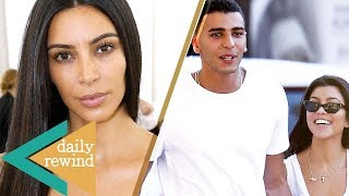 Kim Kardashian SHADES Lamar Odom, Kourtney Ready to Make More Babies with Younes Bendjima -DR