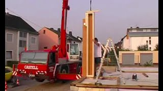 Innovative Woodframe Construction with Agepan (Canada)