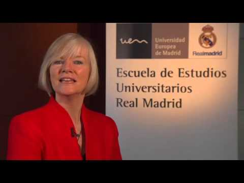 EEU Real Madrid - MBA Master's Degree in Sports Management. Master Class Introduction