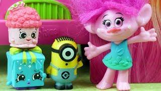 Trolle • Shopkinsowe Lampiony • Shopkins & Minionki • Bajki dla dzieci