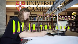 A Day in life of Cambridge Physics student during vacation | undergrad#9