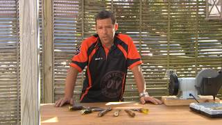 Chisel Basics and Tips | Mitre 10 Easy As