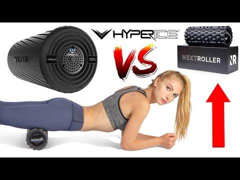 Hyperice Vyper vs Next Roller - What's Better?