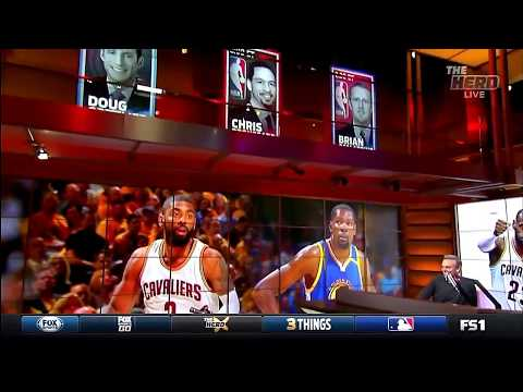The Herd-Rick Barry Annihilates Rob Parker During Interview!