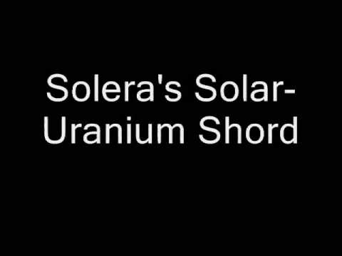 Weapons Short - Solera's Solar Uranium Shord