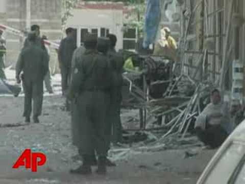 Deadliest Blast in Years Rocks Afghan Capital