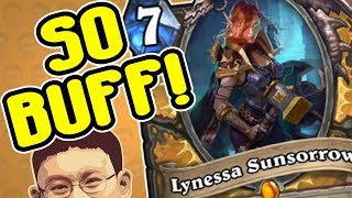 BUFFING LYNESSA TO INFINITY AND BEYOND - Kobolds And Catacombs - Paladin Constructed