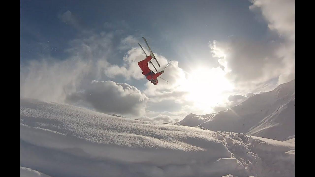 Gopro snowboard bardonecchia