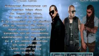 (LETRA) Farruko Ft. Sean Paul Y Wisin -- Passion Whine (Official Remix) REGGAETON 2014