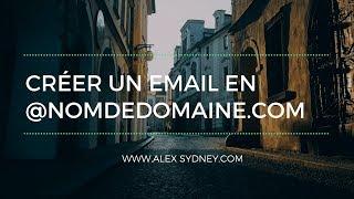 Comment créer une adresse email en @nomdedomaine.com sur Shopify
