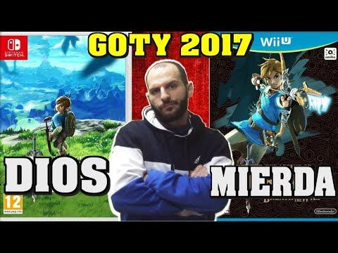 ¡¡¡EL GOTY A ZELDA PRUEBA LA INJUSTICIA CON WII U!!! - Sasel - Nintendo Switch - breath of the wild