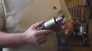 Стартер СтартВольт,почему после нагрева мотора на нём клацает втягивающее реле ?